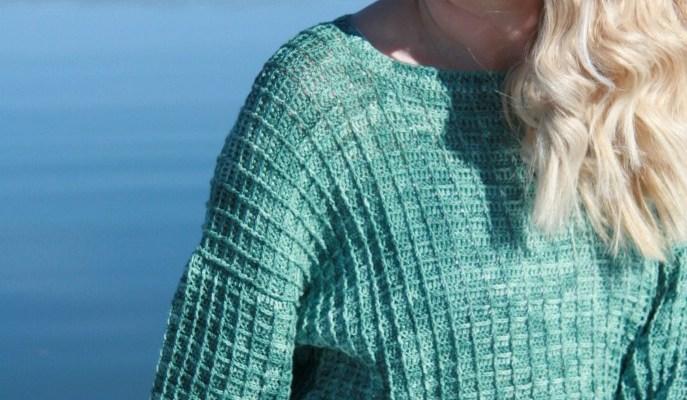 Coastal Crochet Book Review