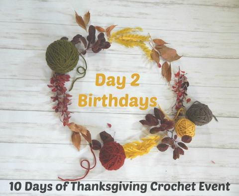 10 Days of Thanksgiving - Day 2 - Babies & Birthdays