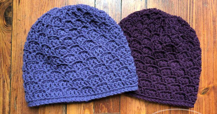 Keystone Hat Crochet Pattern
