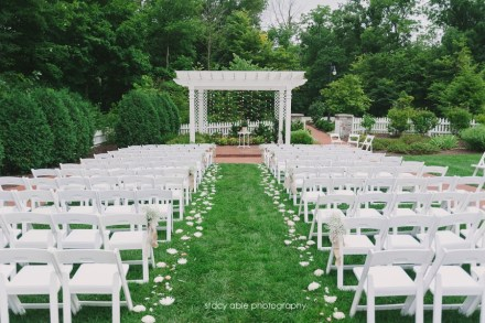 Ambassador House Wedding by Stacy Able Photography