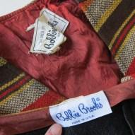 Vintage Bobbie Brook tags