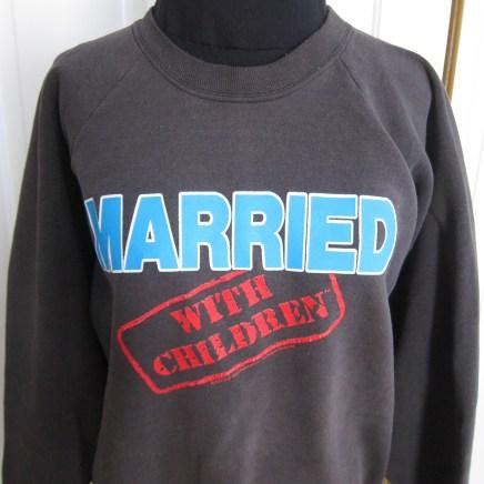 Vintage Married with Children Sweatshirt