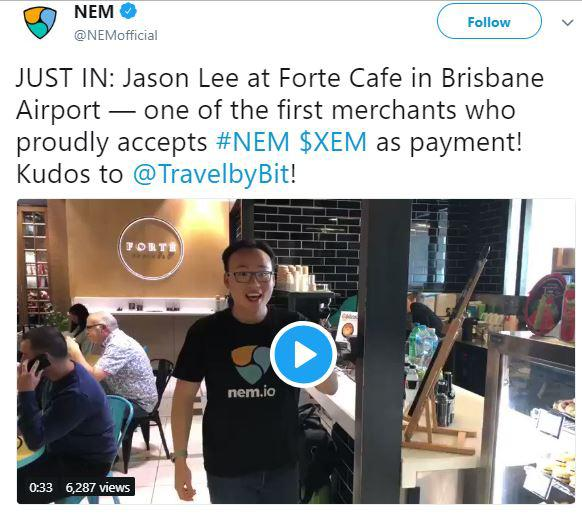 World first crypto-friendly airport