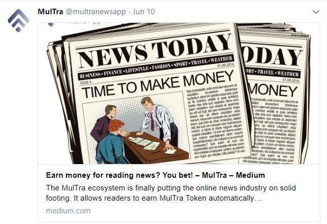 MulTra's tweet