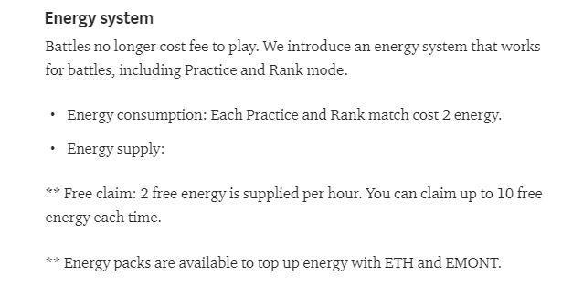 Energy system details | Source: Etheromon