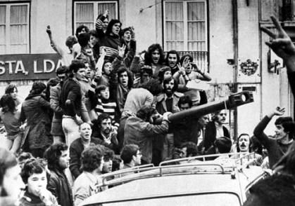 La Revoluçao dos cravos