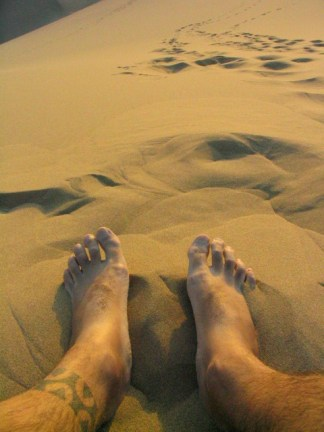 Al desert del Gobi (Xina)