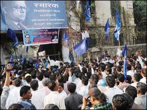 Dr. Ambedkar Memorial, Indu Mill, Mumbai