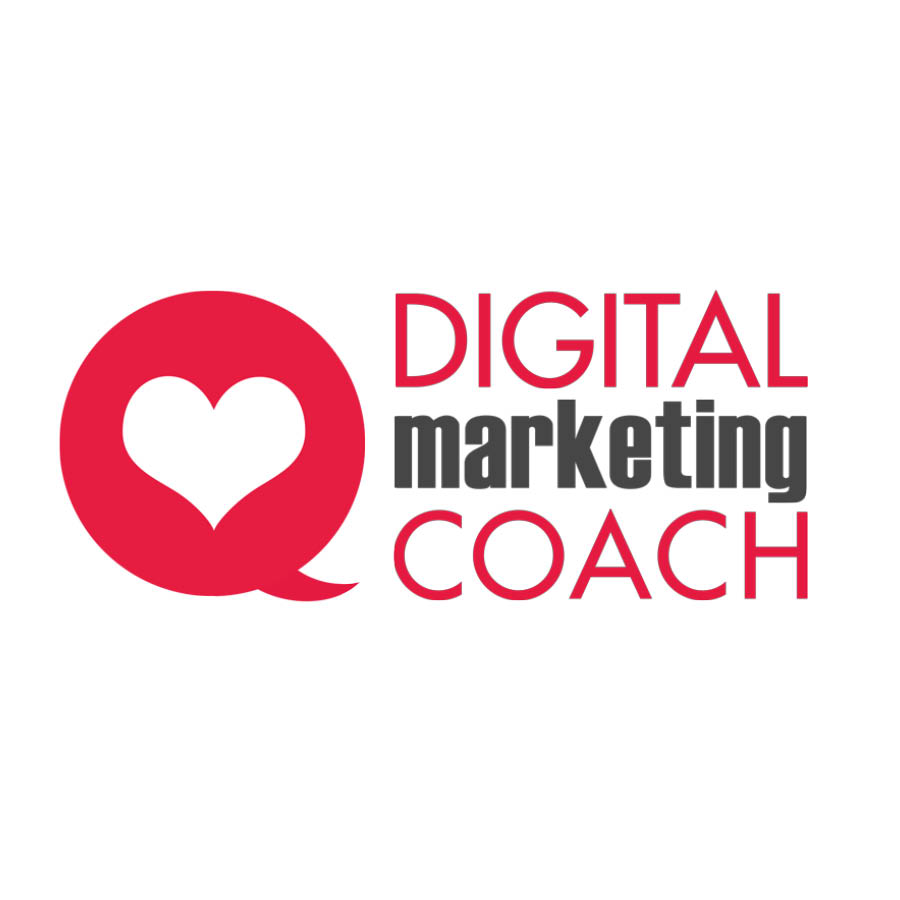 digital marketing coach logo