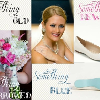 Wedding Wednesday – Something old, something new…