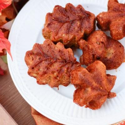 Pumpkin Muffins – A Healthier Pumpkin Bread