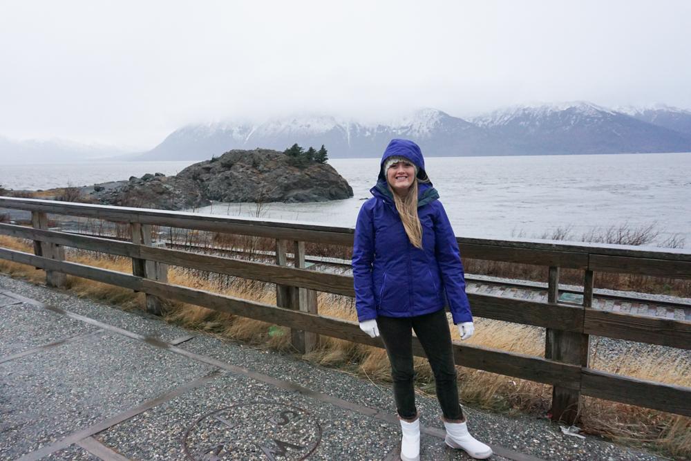 Oliver's Travels- Alaska (Visiting Alaska in the winter!)