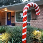 How To Make Diy Lighted Pvc Candy Canes Amber Oliver