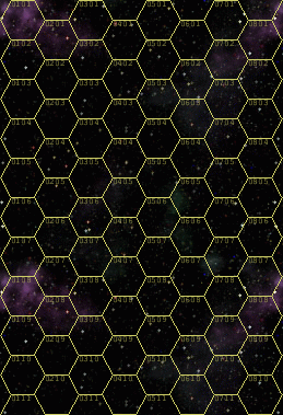 Blank Subsector Map