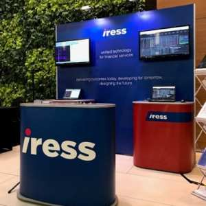 Exhibition Stands using ISOframe Wave, a modular and flexible display system