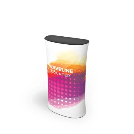 Brandstand WaveLine Counter
