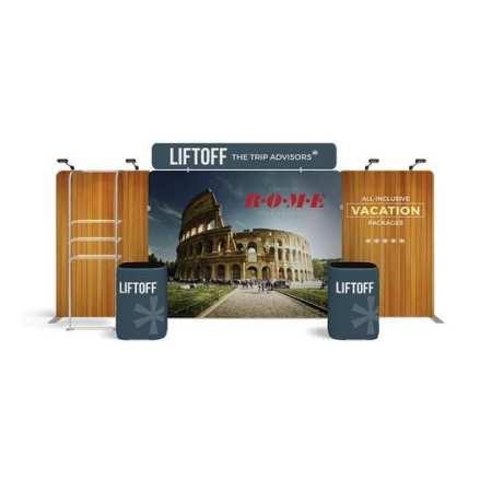 Brandstand WaveLine Media Panel