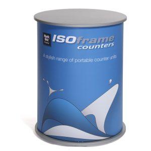 ISOframe Circular Counter, Portable Counter