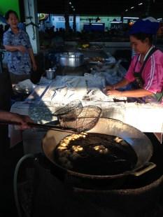 deep fried thai donuts