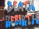 "Theme: ""Death, an eternal dream in to limitless Rebirth"""