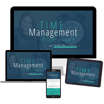 Assets Display - Time Management Made Simple