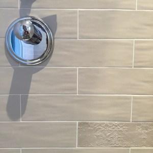 Dorn Bracht, shower, tiles