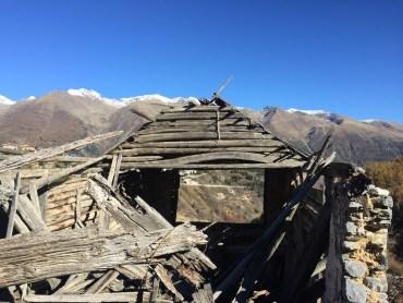 Ski, chalet, renovation, mountains