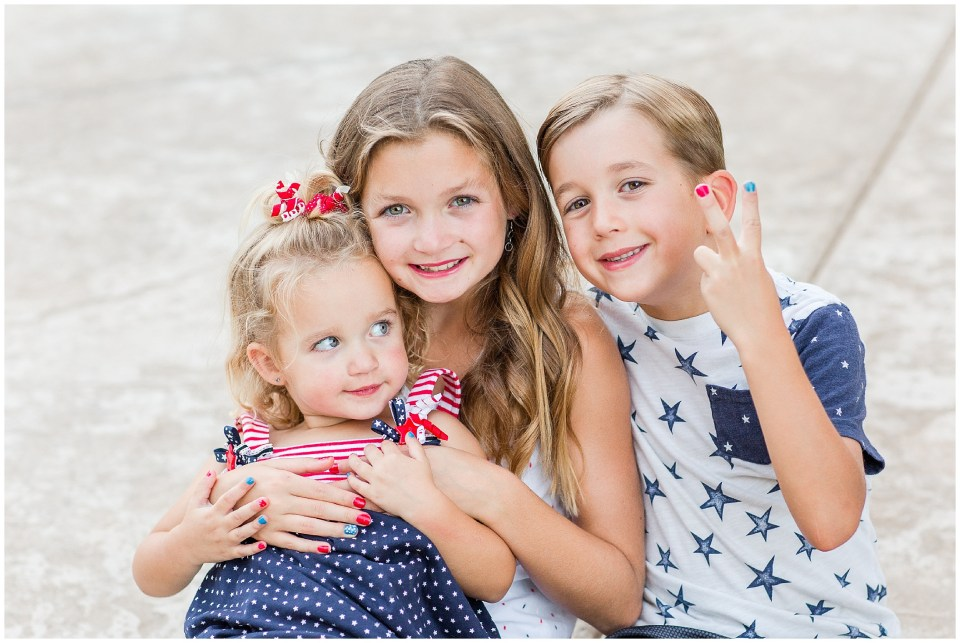Amber Enos Photography Fourth of July,
