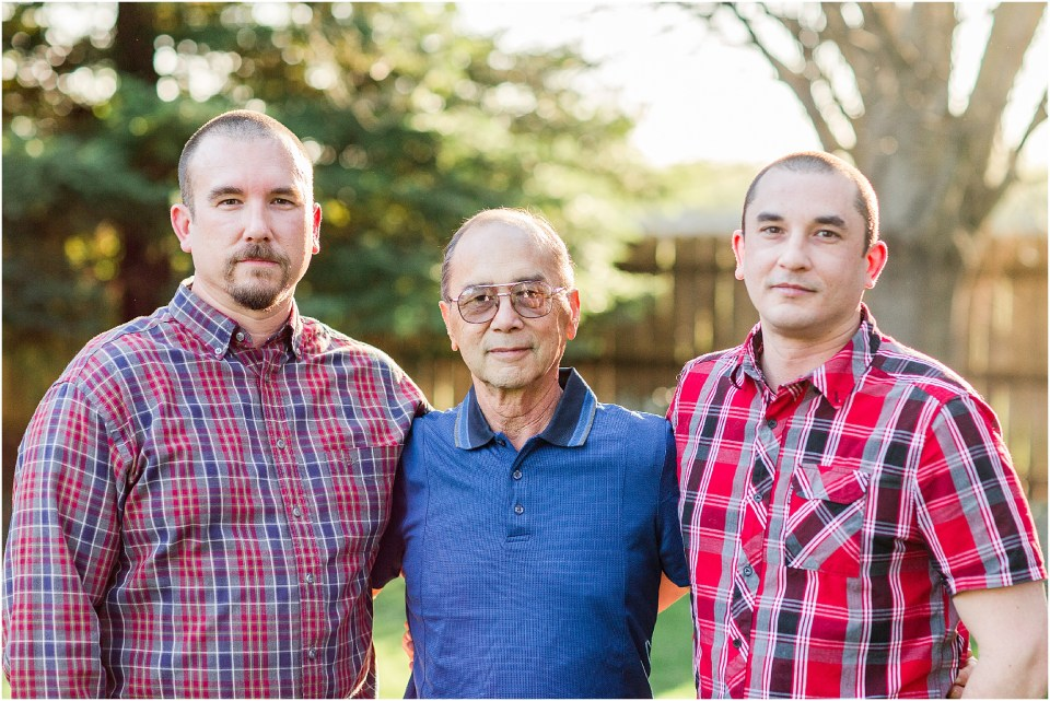 Four Generations Family Portraits Durham CA,