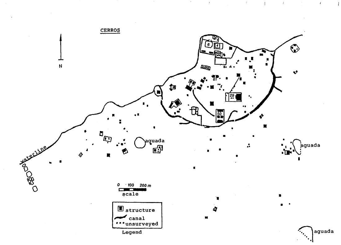 Maya Archaeological Sites Of Belize Belize History