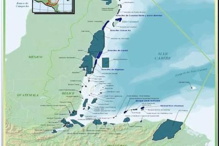 map honduras belize » Free Wallpaper for MAPS   Full Maps