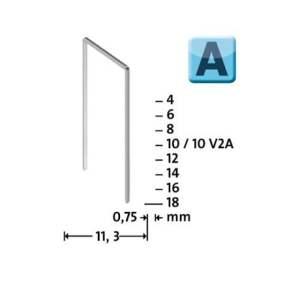 Novus A53 veida skavas tips A-53