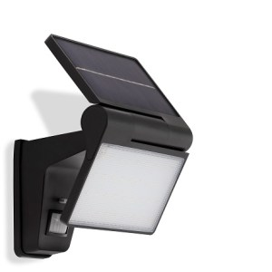 Telefunken LED Āra gaismeklis ar saules paneli un kustības sensoru Metz.315205TF