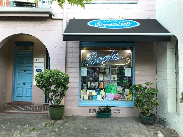 Blues Point Bookshop