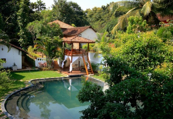 Amberlair Crowdsourced Crowdfunded Boutique Hotel - Siolim House, India - Sneak a peek at celebrities in Goa