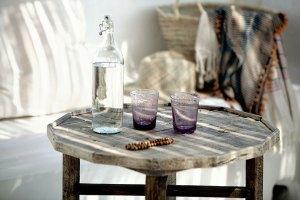 Amberlair Crowdsourced Crowdfunded Boutique Hotel Sangiorgio Mykonos Mood Board