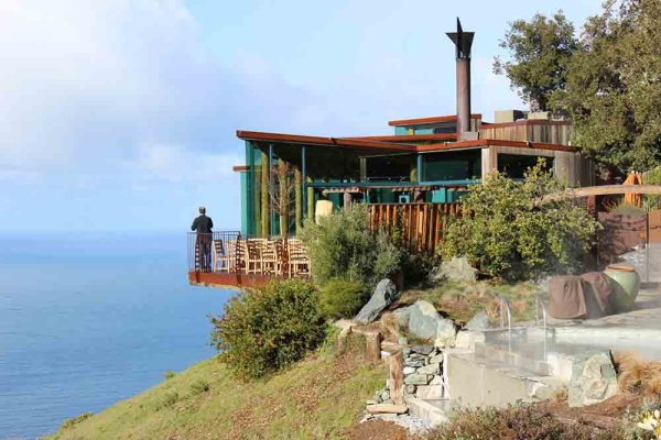 Amberlair Crowdsourced Crowdfunded Boutique Hotel #BohoLover: Meet Nelson Carvalheiro @nelsoncarvalheiro at Post Ranch Inn, Big Sur in California