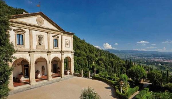 Belmond Villa San Michele in Italy.