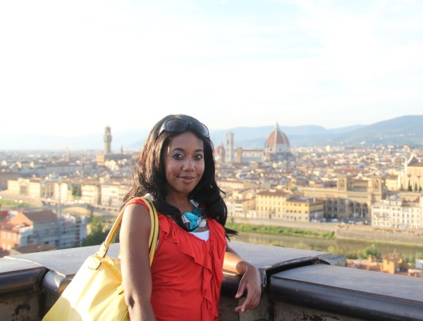 Amberlair Crowdsourced Crowdfunded Boutique Hotel - Meet #boholover JaMeka of Got The Travel Bug Too in Florence