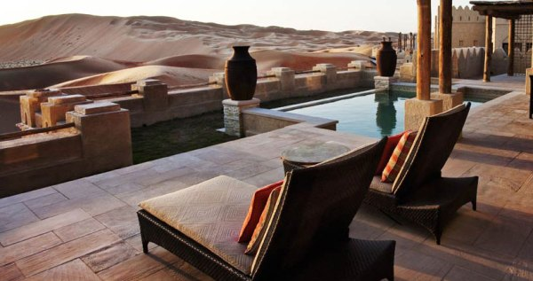 Amberlair Crowdsourced Crowdfunded Boutique Hotel - Meet Anna Parker of Penelope and Parker's Travels at Qasr Al Sarab Anantara #boholover