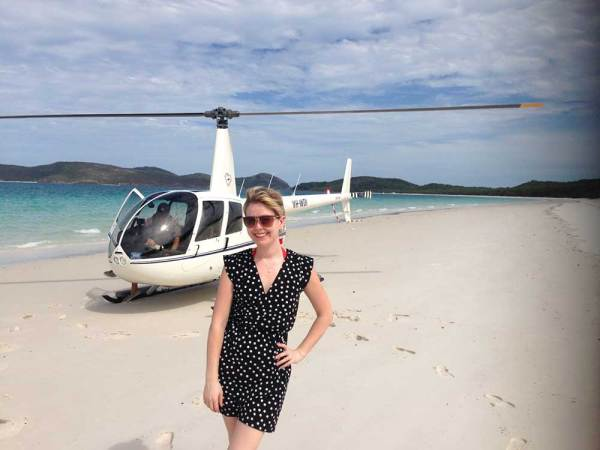 Amberlair Crowdsourced Crowdfunded Boutique Hotel - Meet beauty and travel writer Nadine Jolie Courtney #boholover
