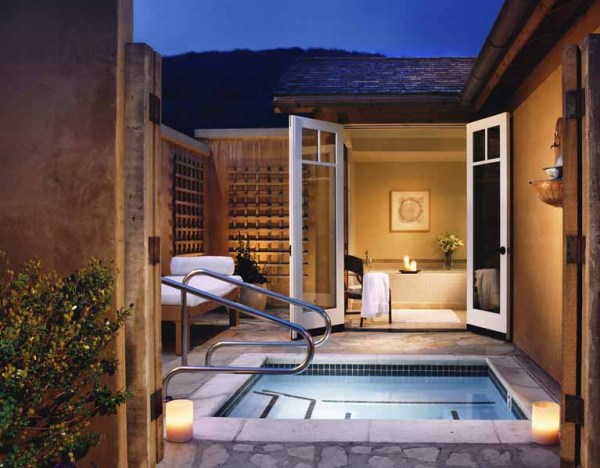 A 1 bedroom suite with a difference at the Rosewood Cordevalle