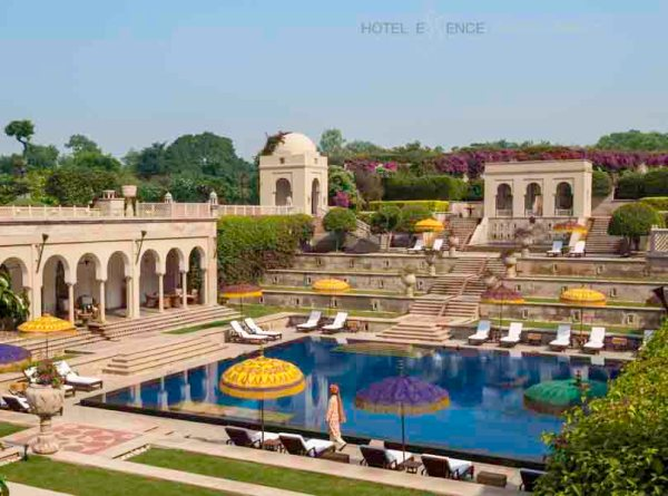 Amberlair Crowdsourced Crowdfunded Boutique Hotel - Oberoi Amarvilas - Meet #boholover Michelle Chaplow
