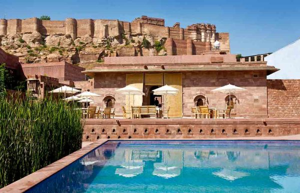 Raas in Jodhpur - breathtaking boutique hotels in India