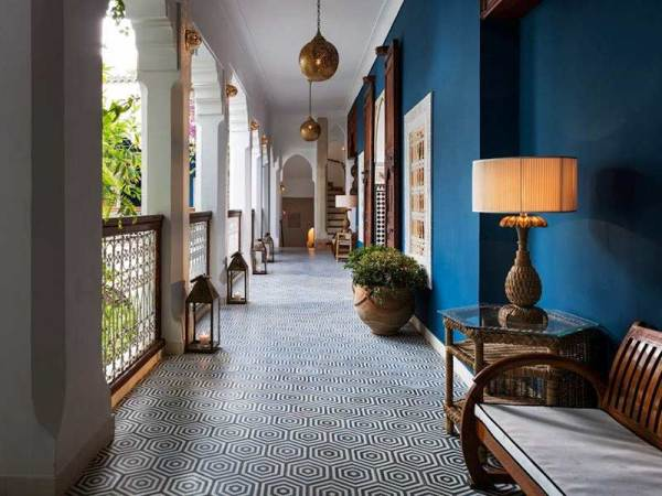 Riad Les Yeux Bleus - Boutique Hotels in Marrakech.