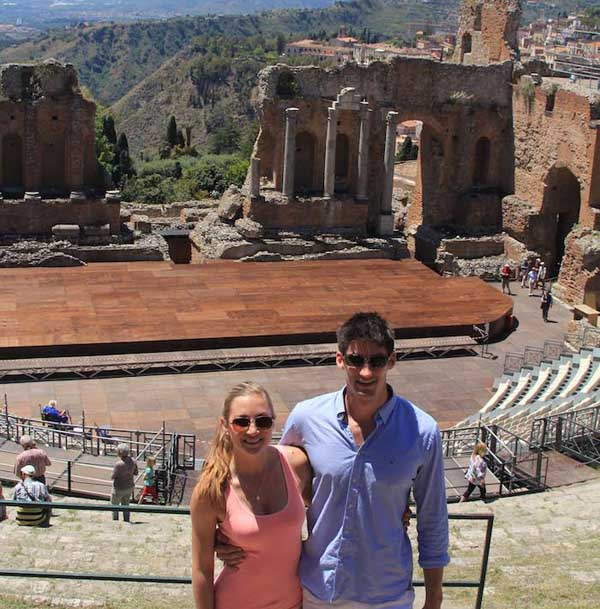 Amberlair Crowdsourced Crowdfunded Boutique Hotel - Will and Emily - The luxe Travel - Rome, Italy