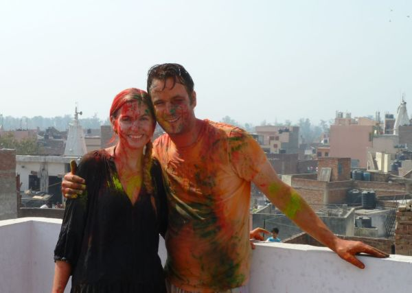 Amberlair Crowdsourced Crowdfunded Boutique Hotel - Celebrate Holi in Delhi, India