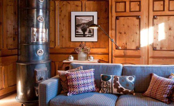 Amberlair Crowdsourced Crowdfunded Boutique Hotel - Villa Flor, Switzerland.