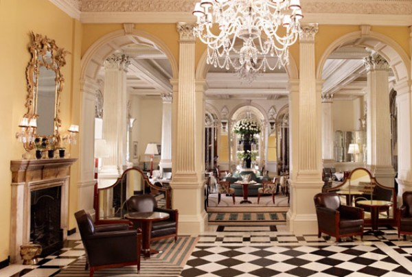 Amberlair Crowdsourced Crowdfunded Boutique Hotel Claridges London - Never ever met a celebrity? Check out these 6 mind-blowing hotels.