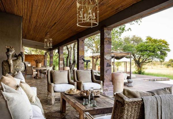 Amberlair Crowdsourced Crowdfunded Boutique Hotel Singita Serengeti House - Never ever met a celebrity? Check out these 6 mind-blowing hotels.